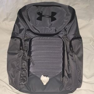Under Armour backpack (charcoal grey)